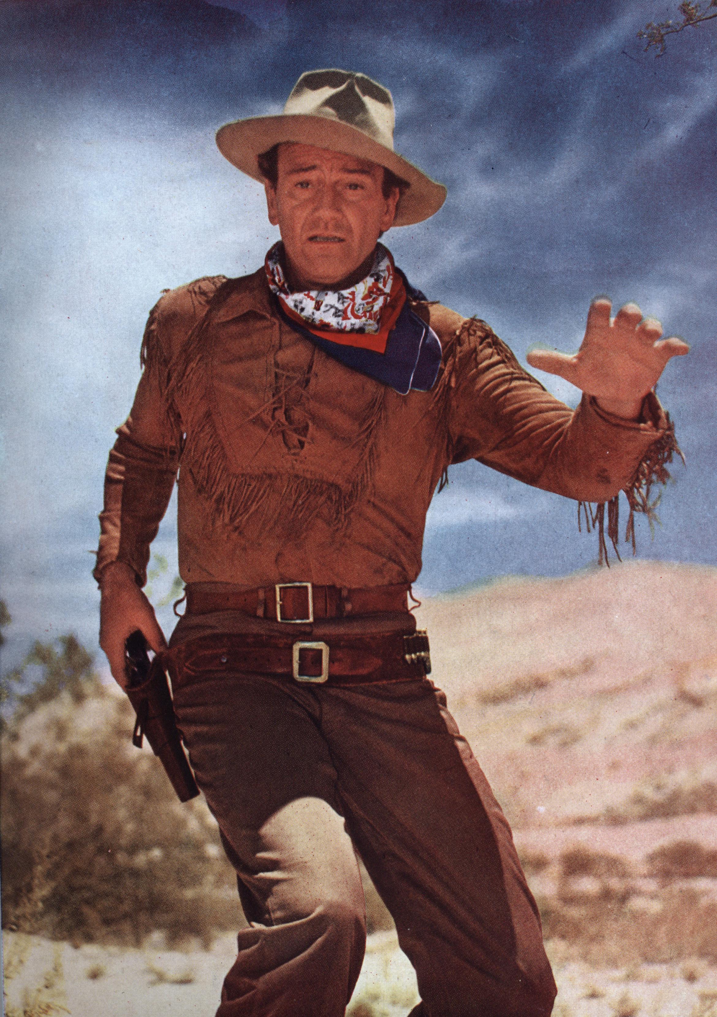 Tmp Cowboys In Buckskin Shirts Topic