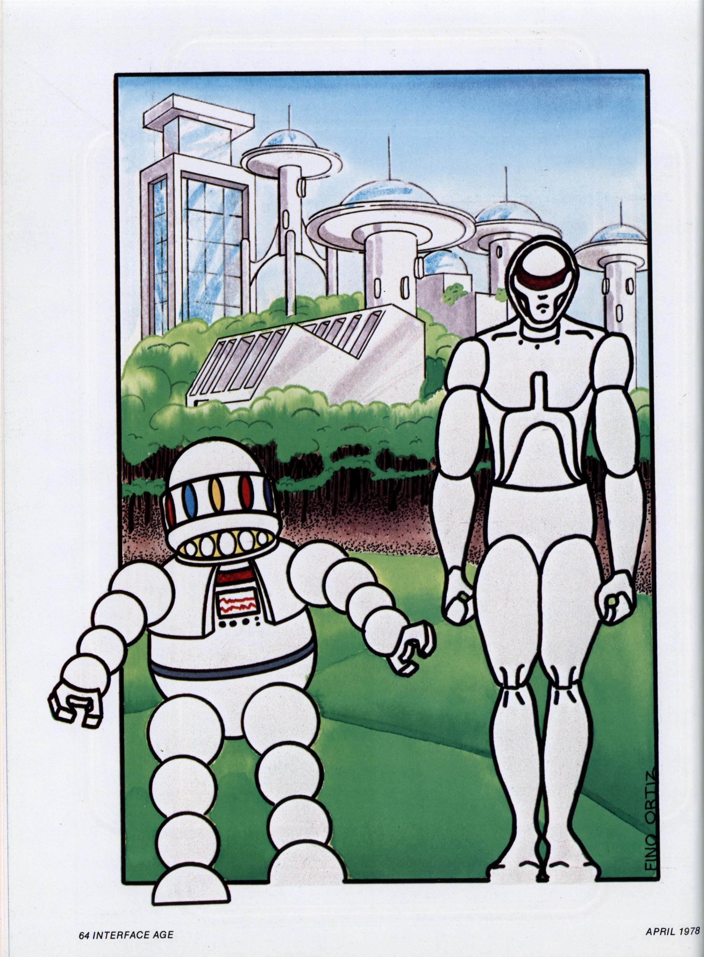 A brief history of robots