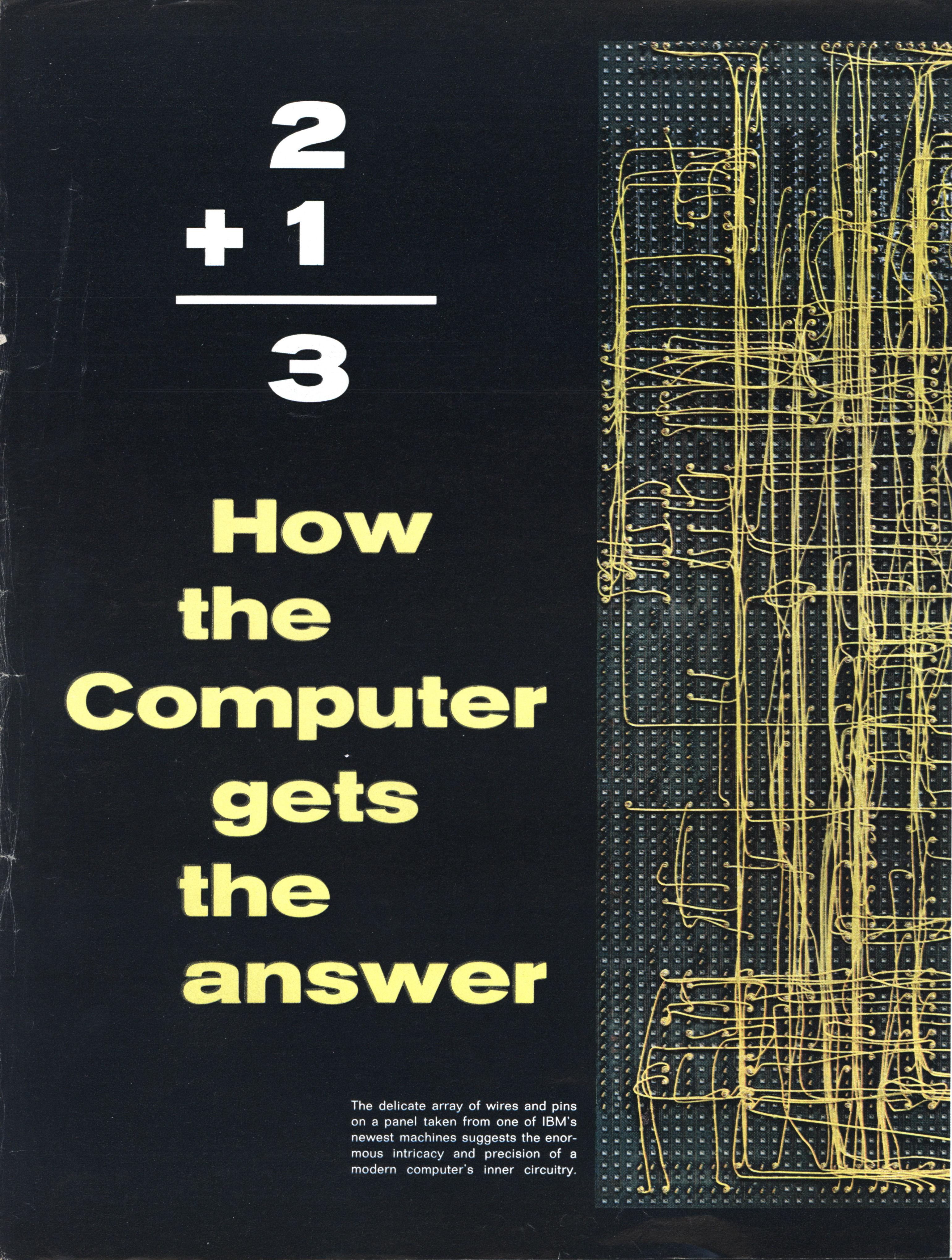 The Answer Is The Five Guardians Of The Frink Lanterns Or: How The Computer Gets The Answer