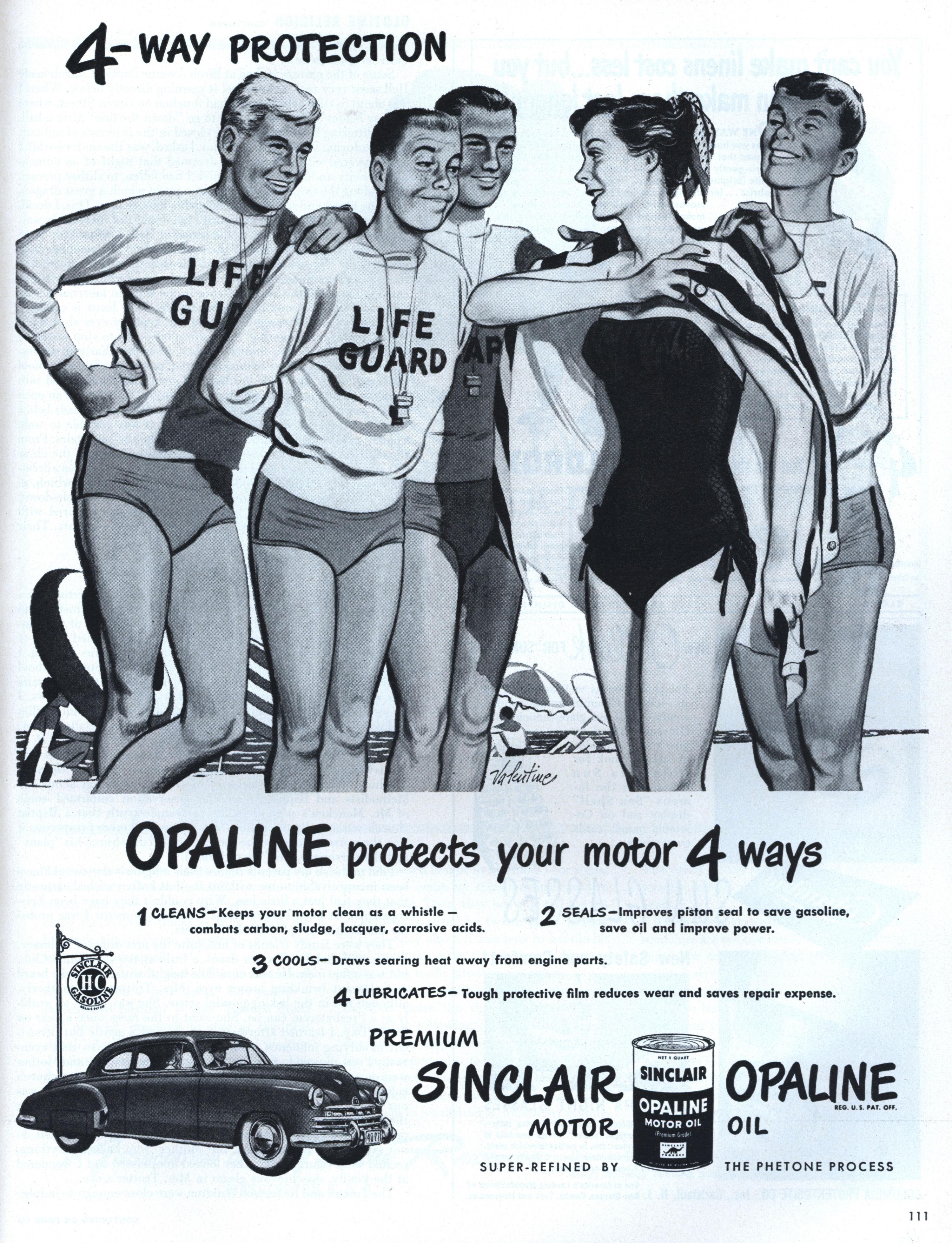 Sinclair Opaline