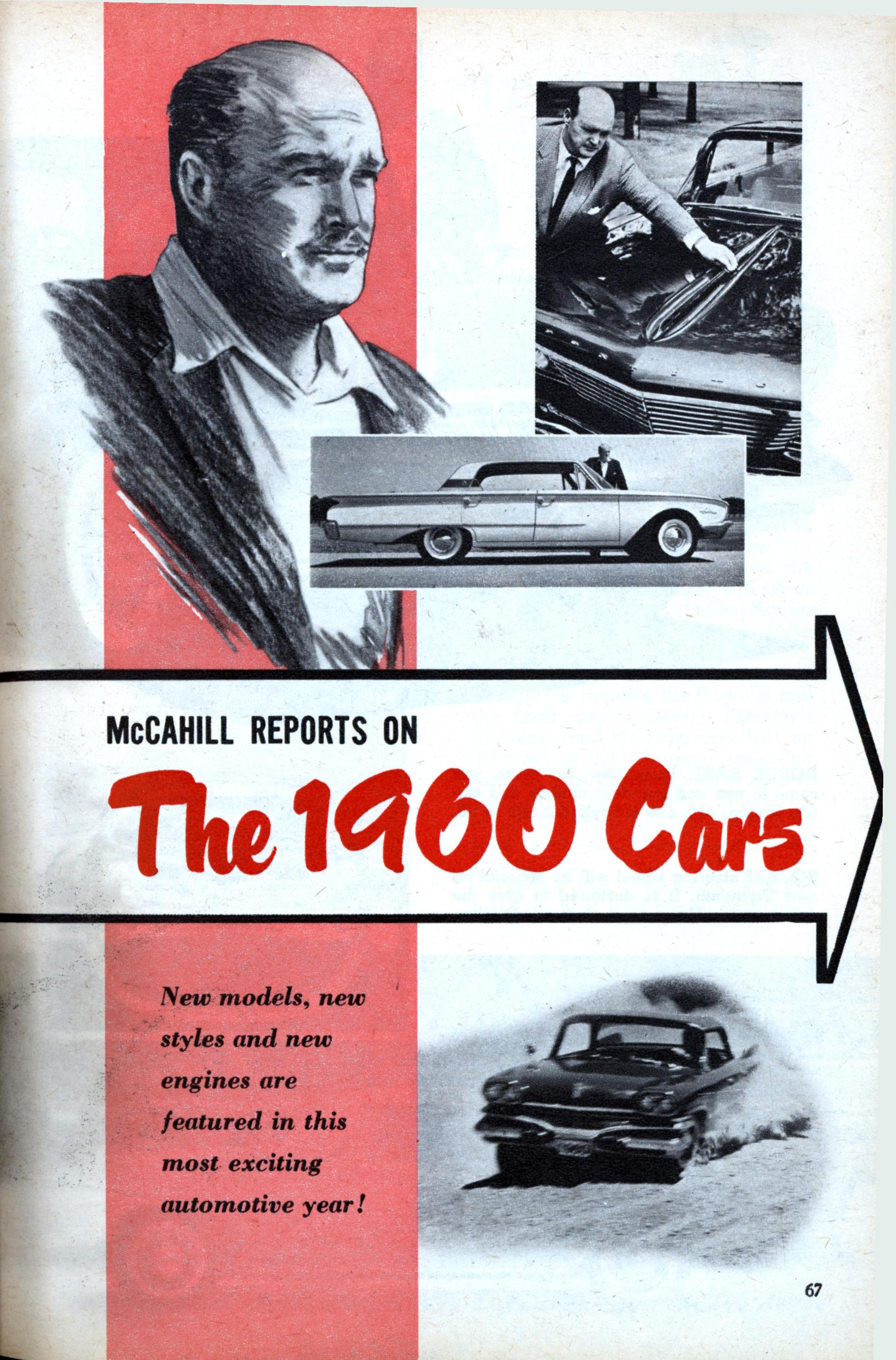 The 1960 Cars (Nov, 1959)