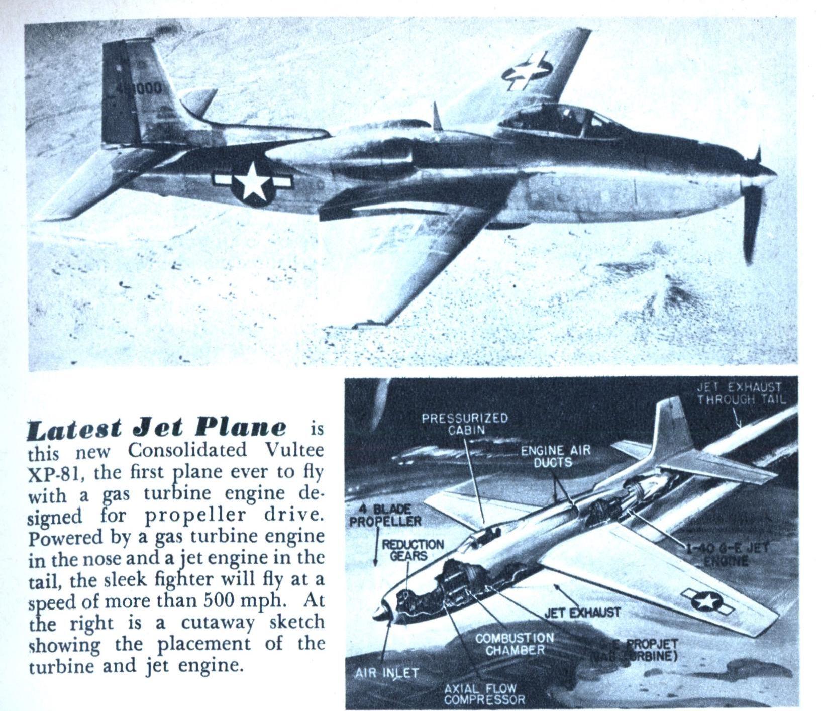 Aviation Modern Mechanix