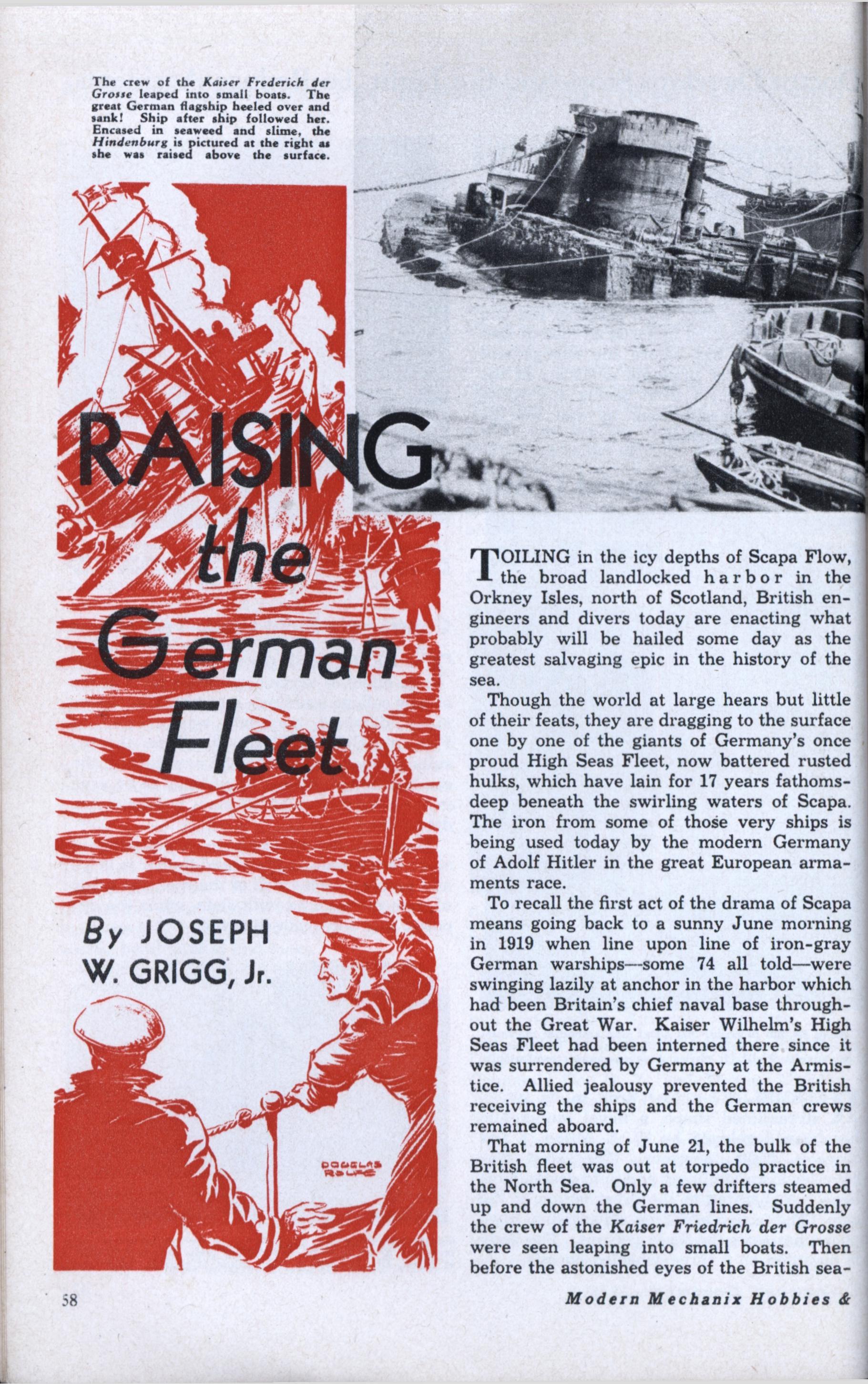 Fleet Deutsch