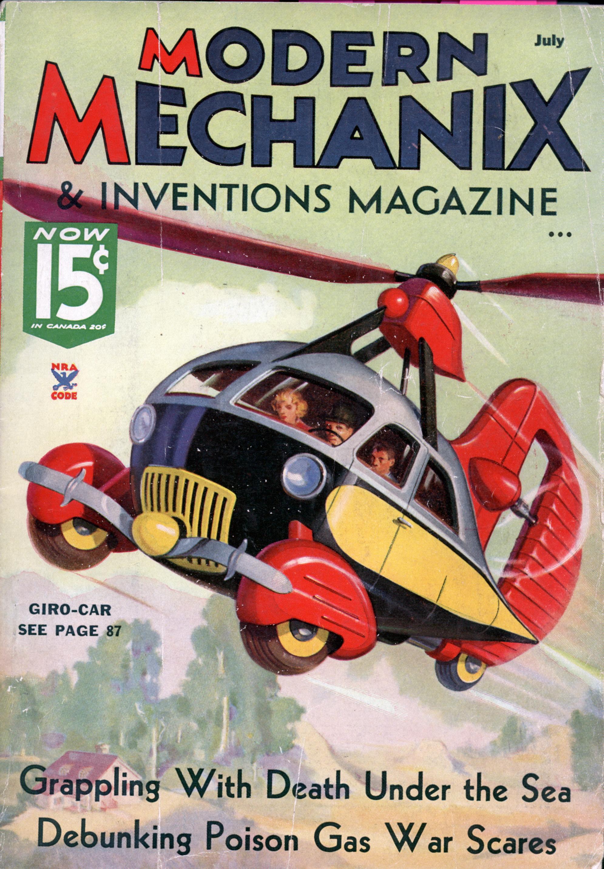 Modern Mechanix Jul 1935 Modern Mechanix