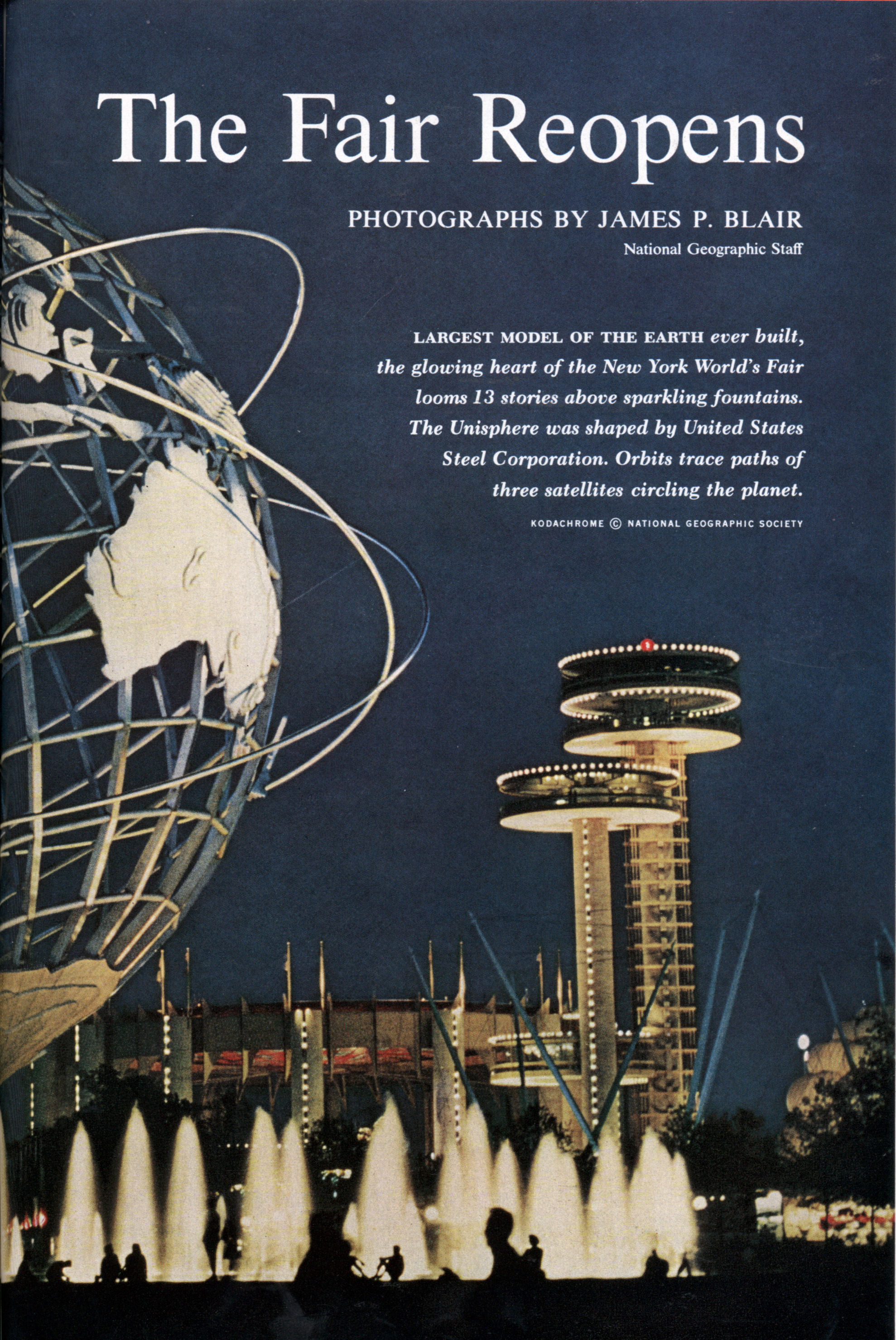 thesis on the 1965 new york worlds fair These lists are graduate alumni who produced either a dissertation or a thesis within or  dissertations + theses  japanese pavilion at new york world's fair.