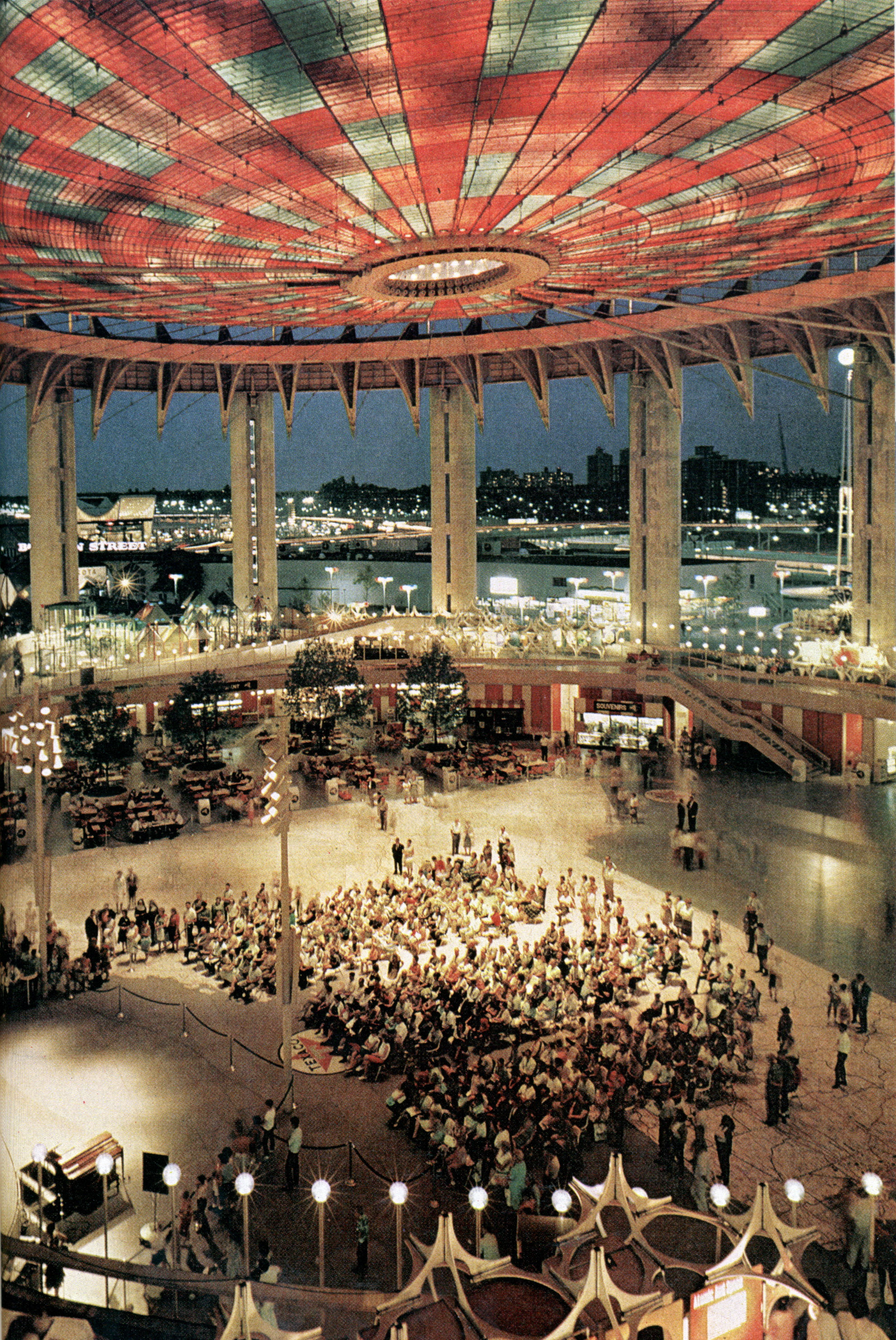 Fantastic! 1964-65 Worlds Fair DVD 4 Hours In Color