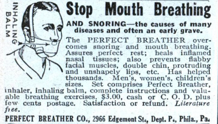 How To Correct Mouth Breathing 49