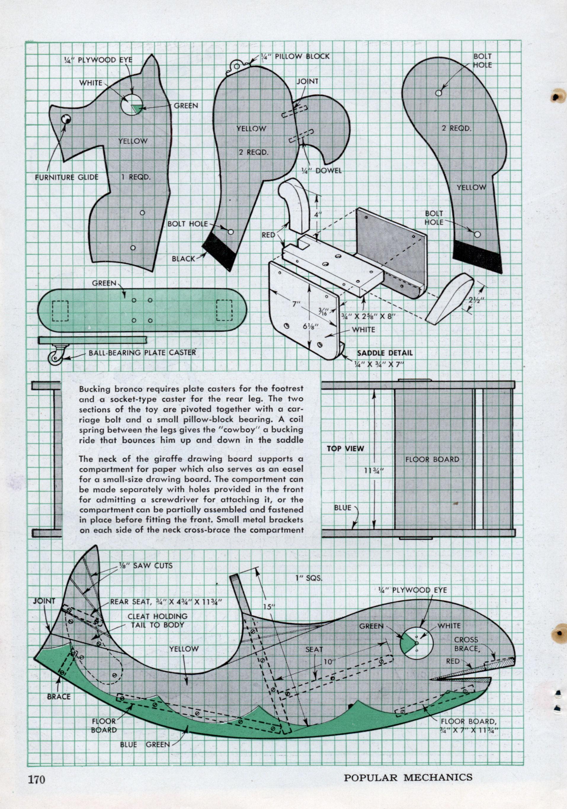 Give Santa A Hand Modern Mechanix Page 4