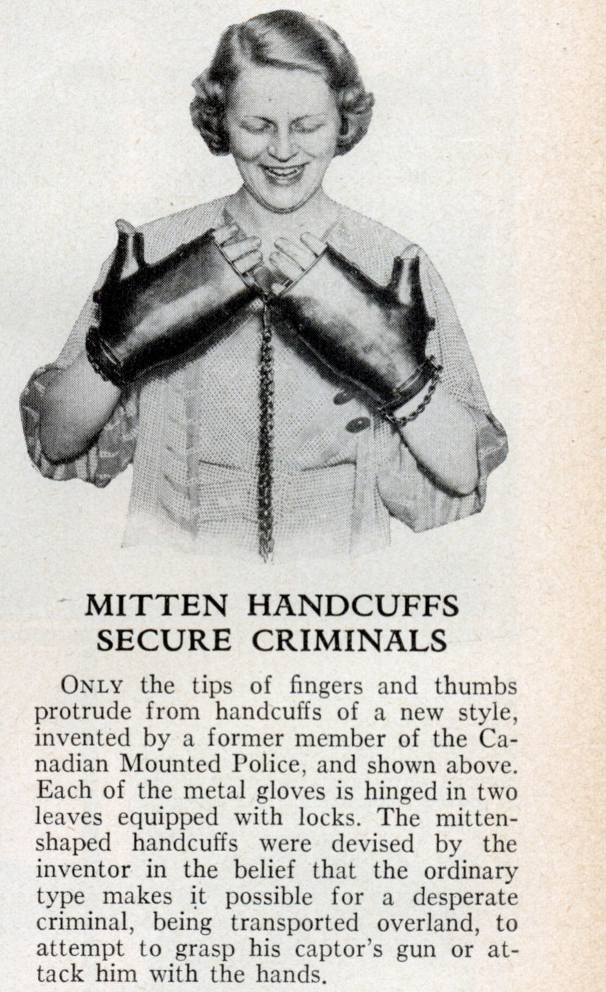 http://blog.modernmechanix.com/mags/PopularScience/10-1933/mitten_handcuffs.jpg