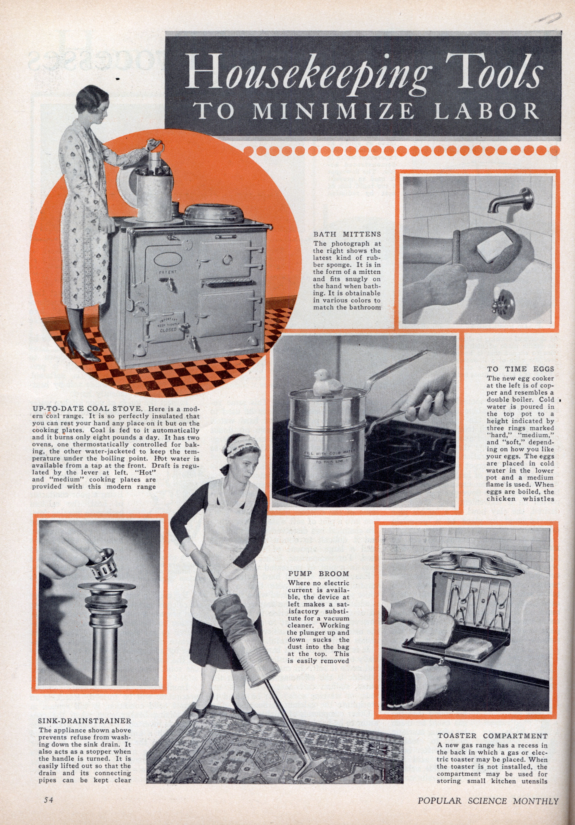 Housekeeping Tools To Minimize Labor Modern Mechanix
