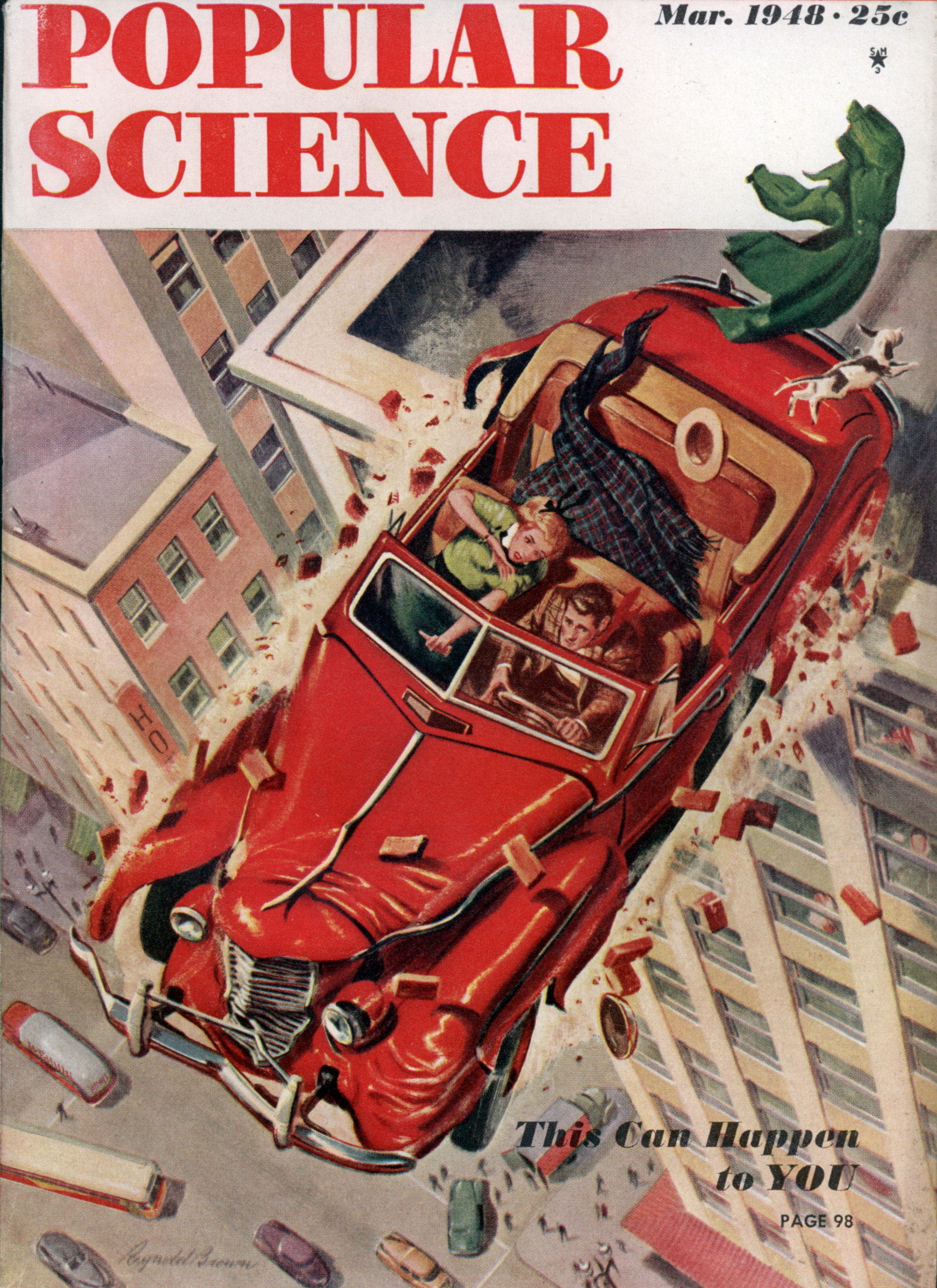 Popular Science Mar 1948 Modern Mechanix