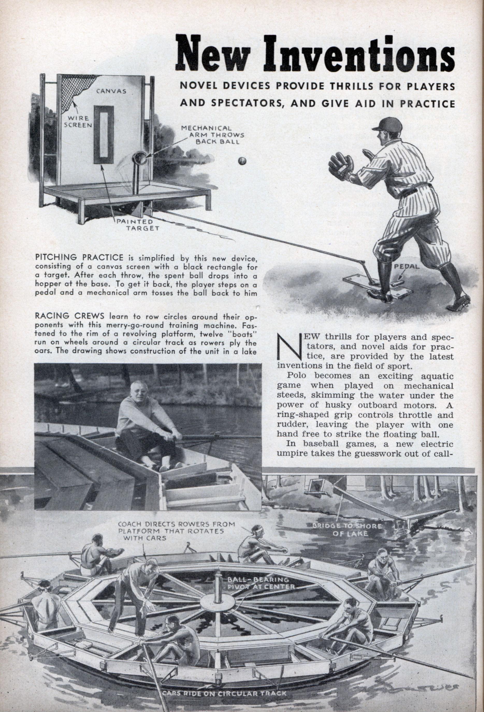 Popular Science Future Sports 11