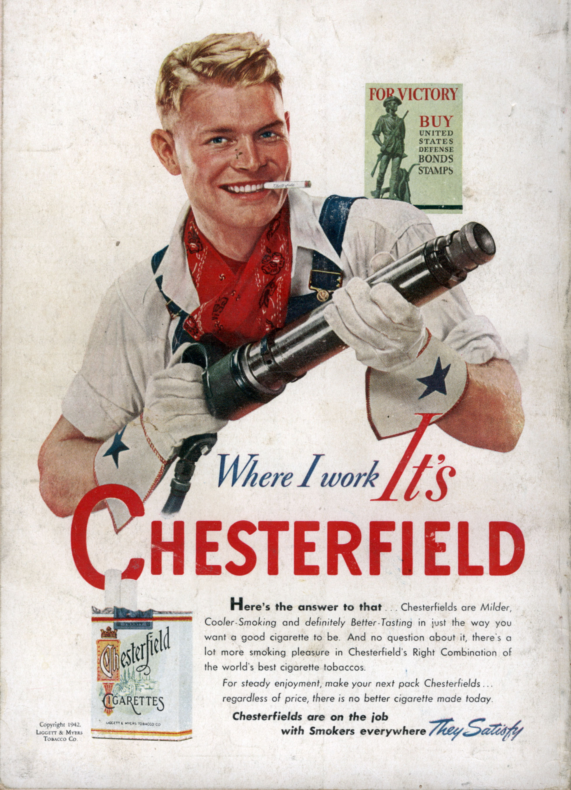 Gay chesterfield