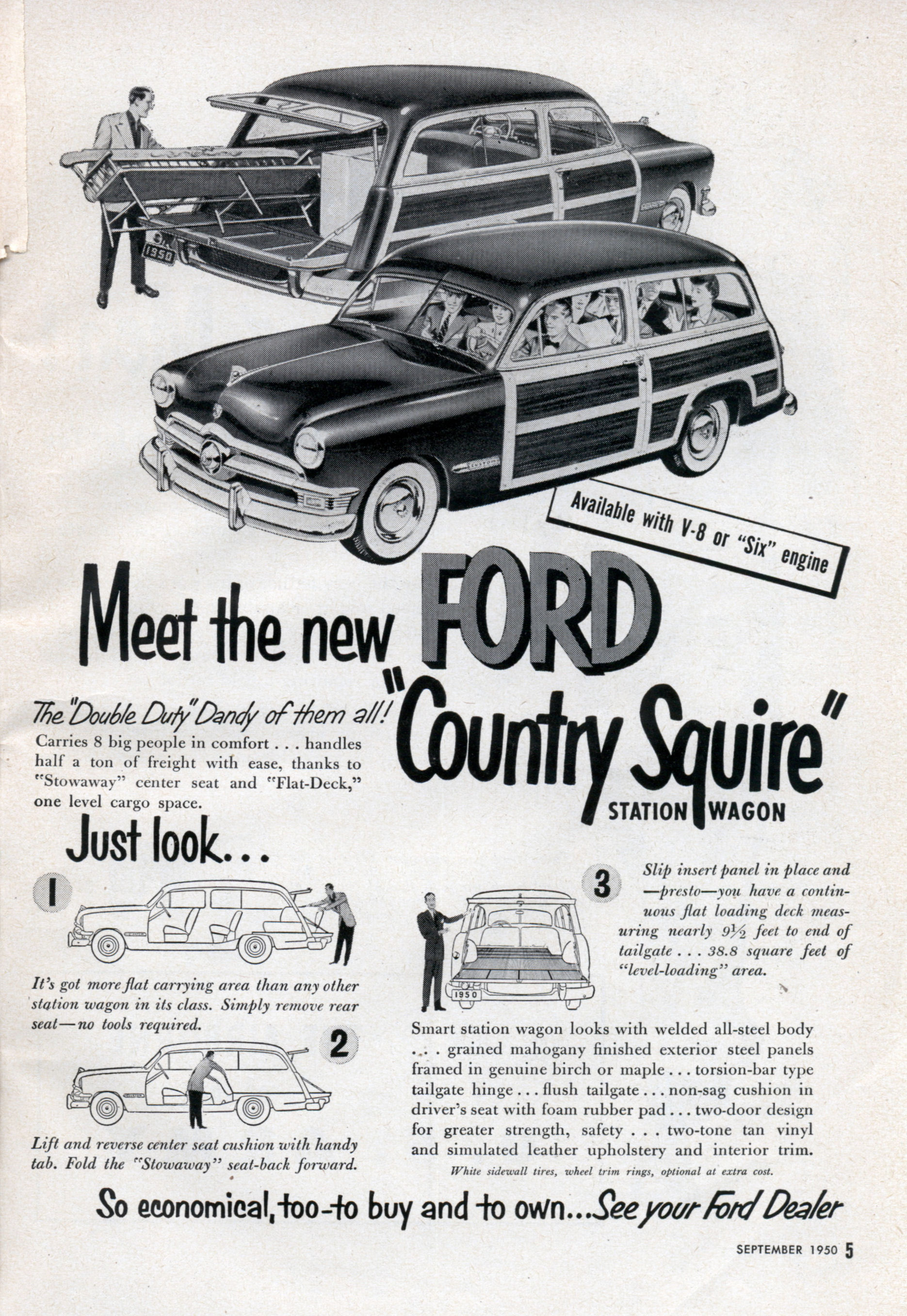 "Meet the new FORD ""Country"