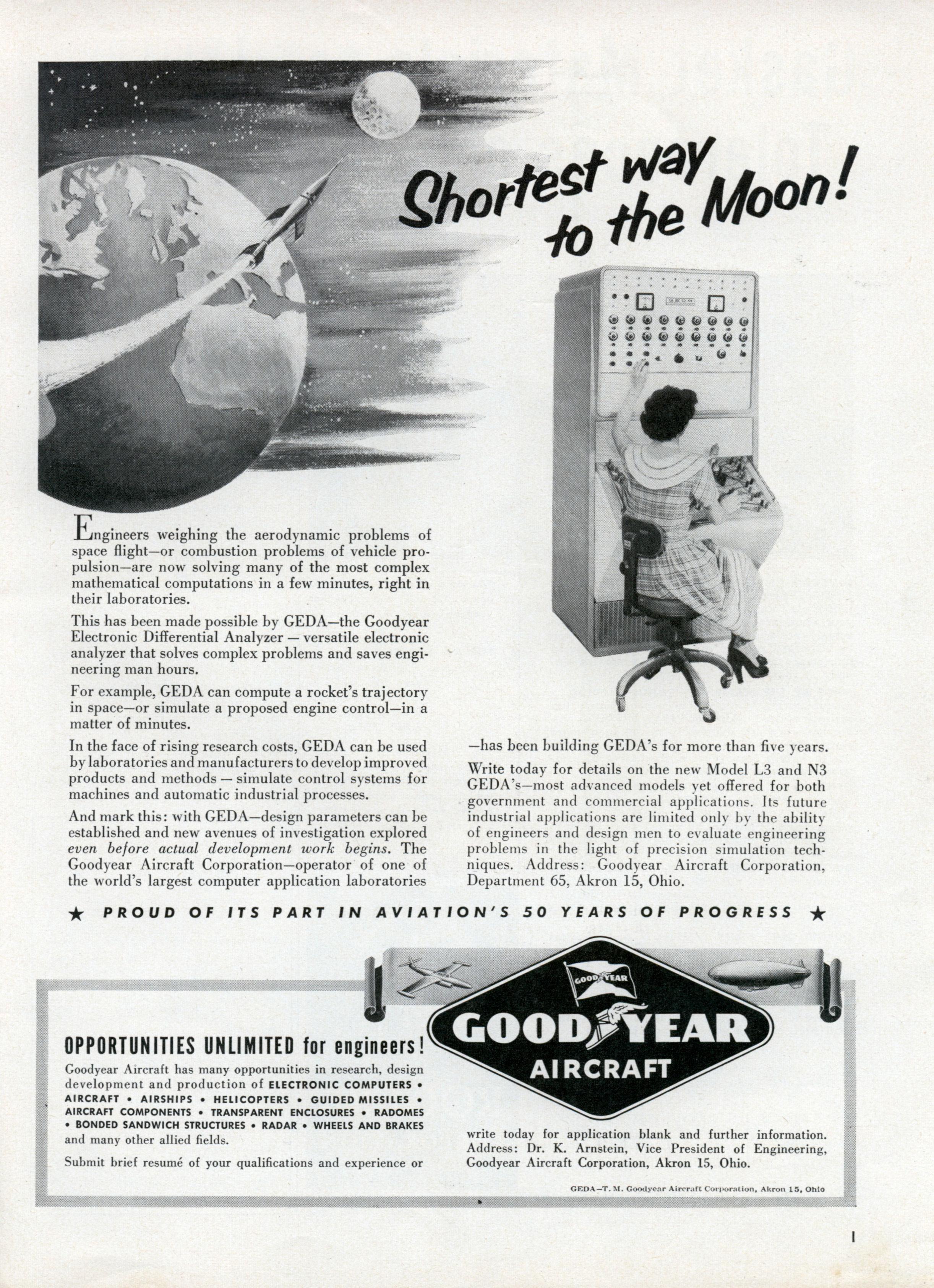 shortest way to the moon modern mechanix rh blog modernmechanix com