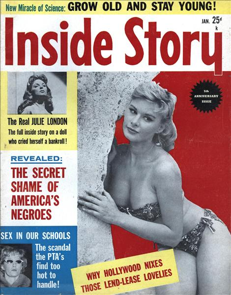 ADULT STORIES FOR MEN (Jan, 1960). Filed under: Advertisements ? @ 11:52 pm