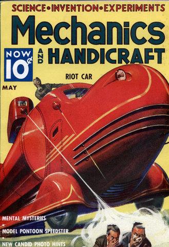 Ha! This Car is a Riot!