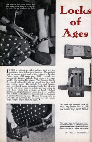 locks of ages modern mechanix. Black Bedroom Furniture Sets. Home Design Ideas