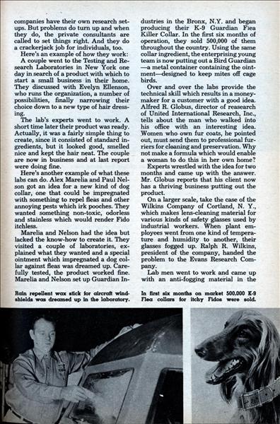 Mechanix Illustrated Dec 1956 Modern Mechanix