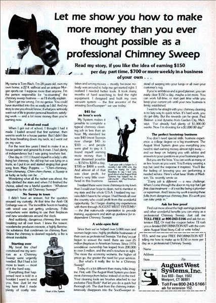Chimney Sweeper Essay - Term Paper