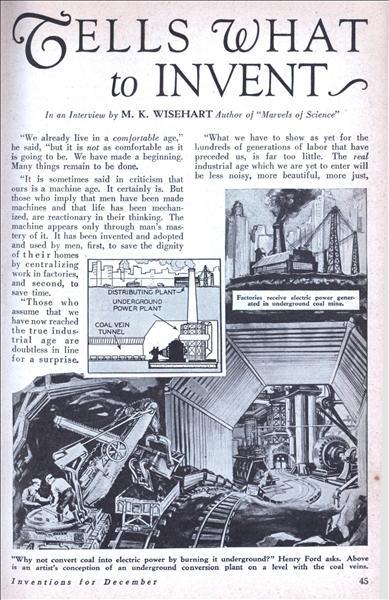 modernmechanix – Dec, 1929 | Modern Mechanix