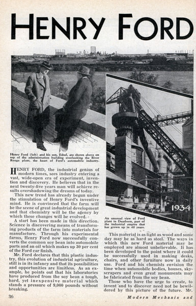 Modern Mechanix – Dec, 1934 | Modern Mechanix
