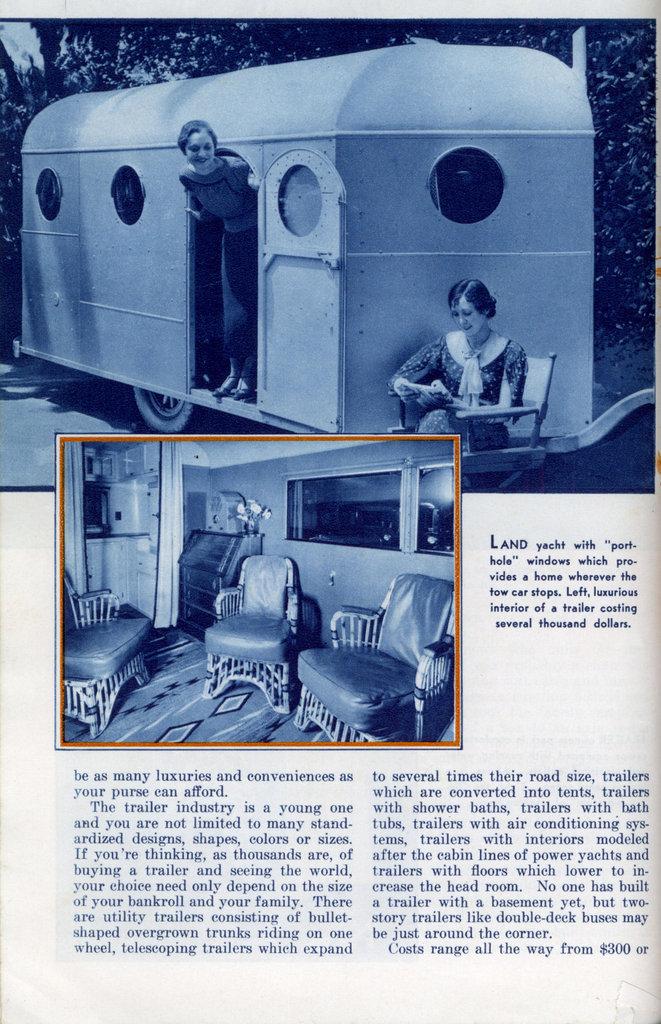 1936 mobile homes
