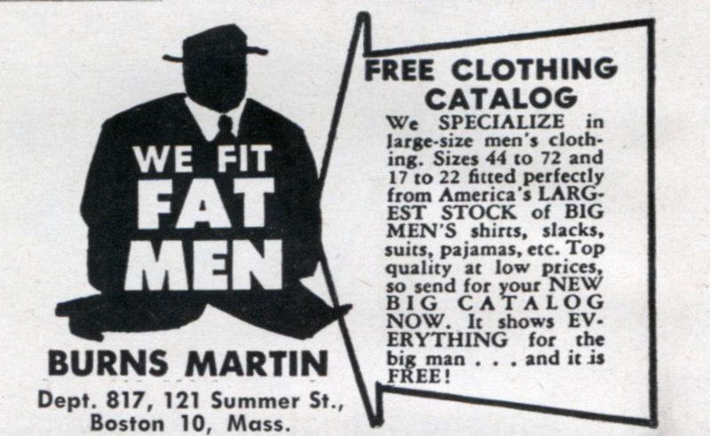 big man  clothing