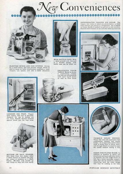 Popular Science Jan 1933 Modern Mechanix
