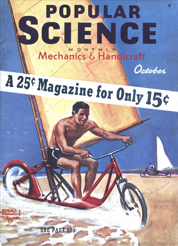 Popular Science Leisure Homes Book 70s Design: Modern Mechanix