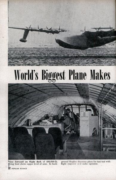 Popular Science – Dec, 1947 | Modern Mechanix