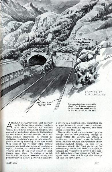 Mechanics Open Near Me >> Popular Science – May, 1941   Modern Mechanix
