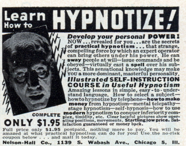 Hypnosis For the Beginners: How to Hypnotise Someone Fast ...