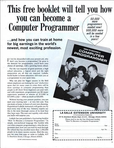 how to become a skilled programmer