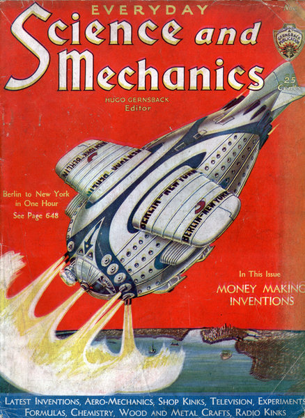 """Livres: """"Stratosphere and rocket flight"""" (1935) Lrg_cover"""