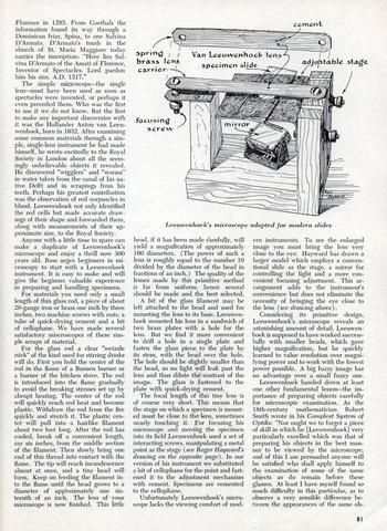 Amateur scientist blog