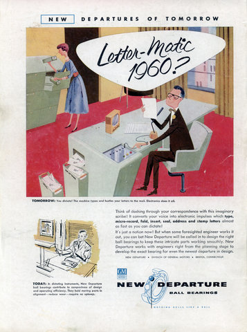 Letter-Matic 1960
