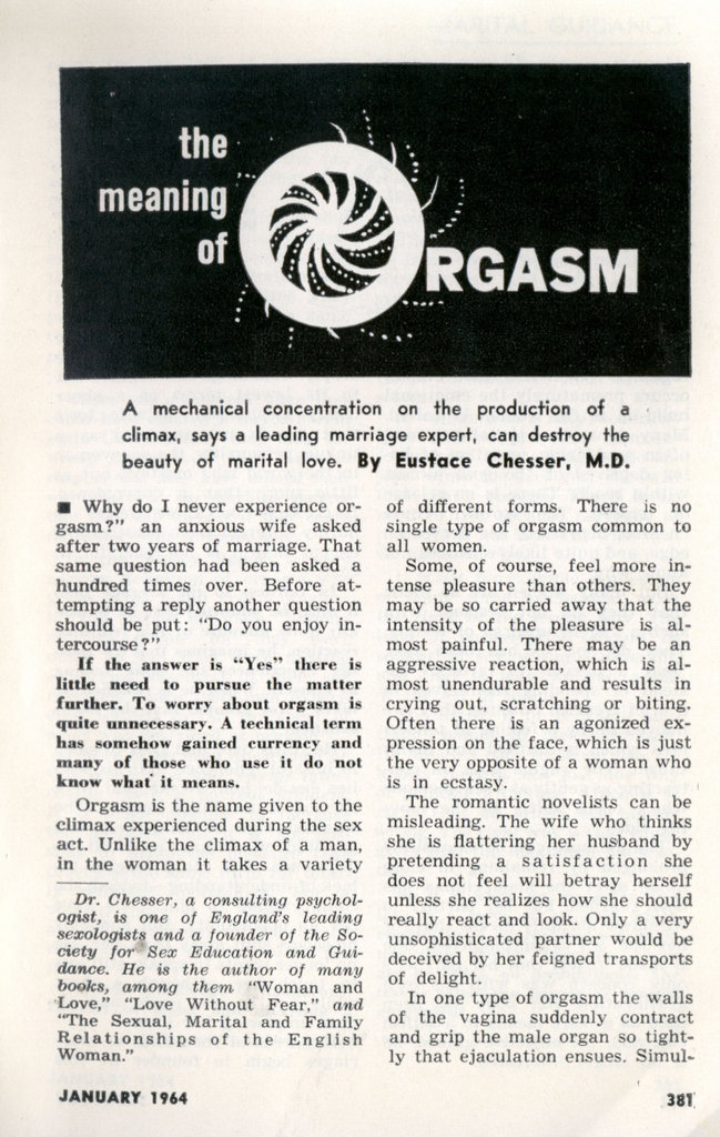 modern sex of Orgen
