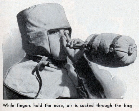 Homemade Gas Mask